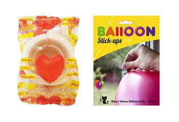 Ballon plak dots