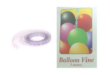 Ballonnen slingerband