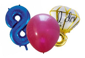 Ballonnen tot 90 cm