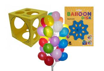 Ballonnenboom/-disk/-meter