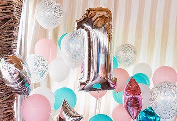 Ballonnen per gelegenheid