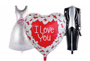 Ballonnen voor Huwelijk en Love