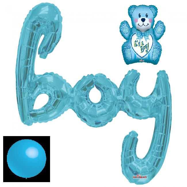 Ballonnenpakket-geboorte-jongen