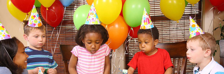 Een feestje in het vooruitzicht? Dan horen daar natuurlijk ballonnen bij.