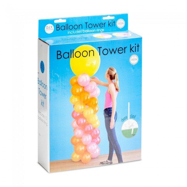 Ballonnentoren Doe-het-zelfpakket.