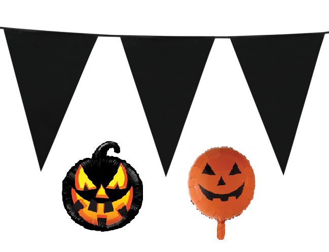 Halloween illuminated