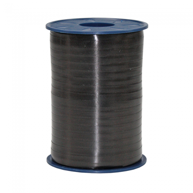 Ribbon spool 500 m x 5 mm black