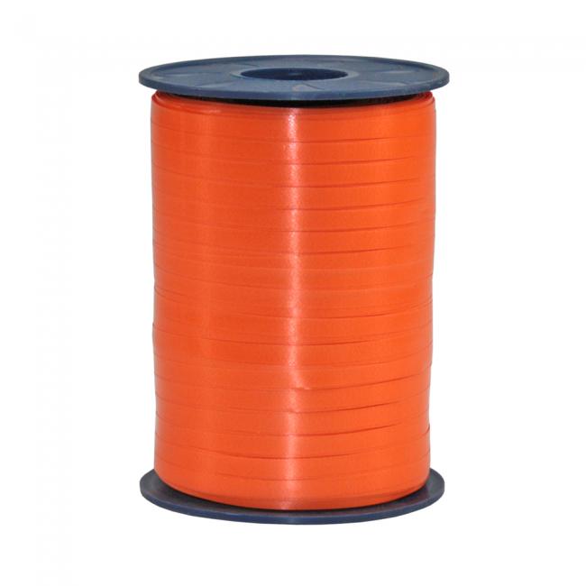 Ribbon spool 500 m x 5 mm orange