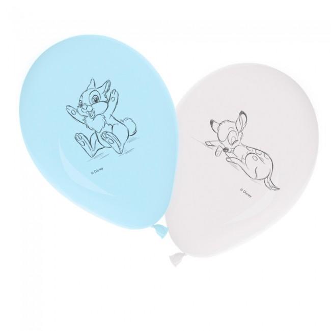 Baby shower ballonnen 8 stuks