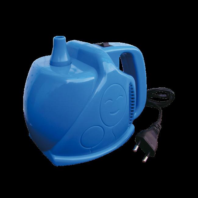 Ballonnenpomp elektrisch blauw
