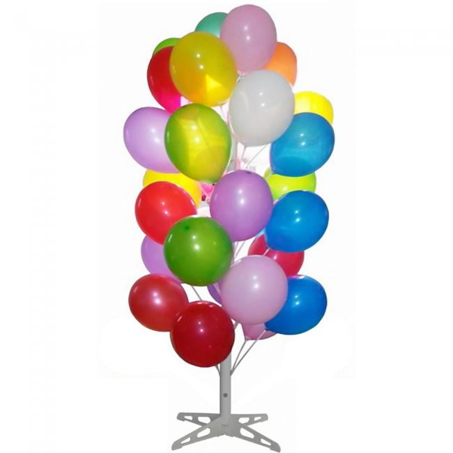 Ballonnenboom leuk voor feesten