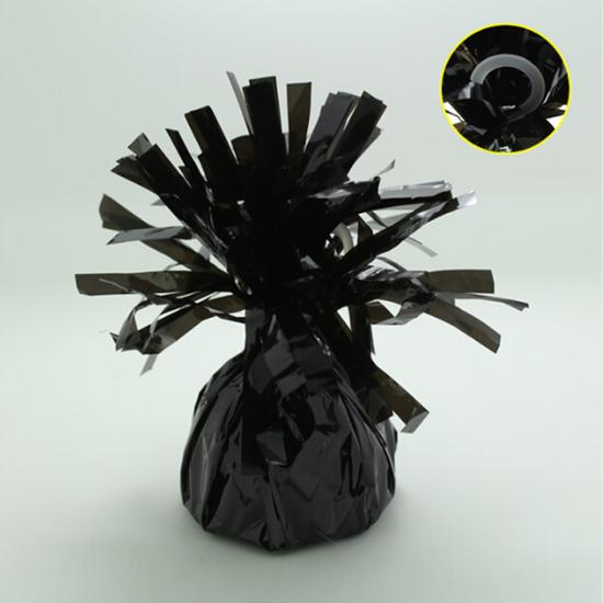 5 stuks - Ballonnengewichten voor op tafel zwart