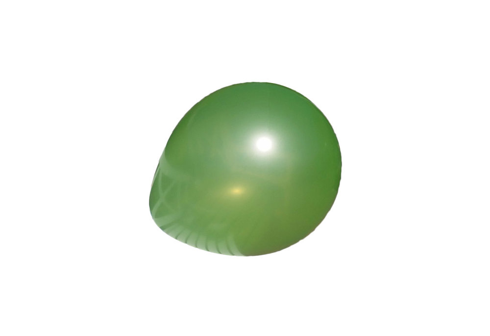 Mega grote donker groene ballonnen 90 cm