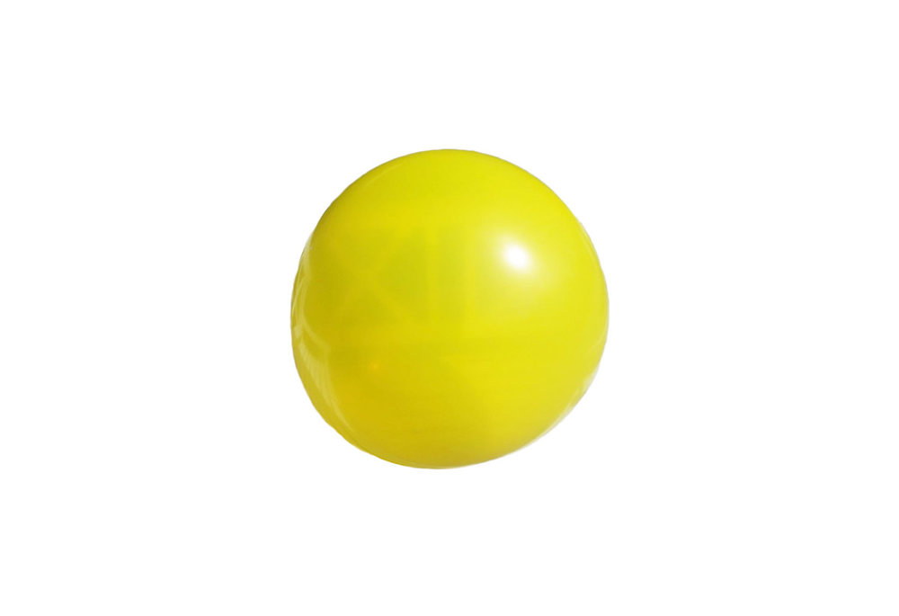Mega grote gele ballonnen 90 cm