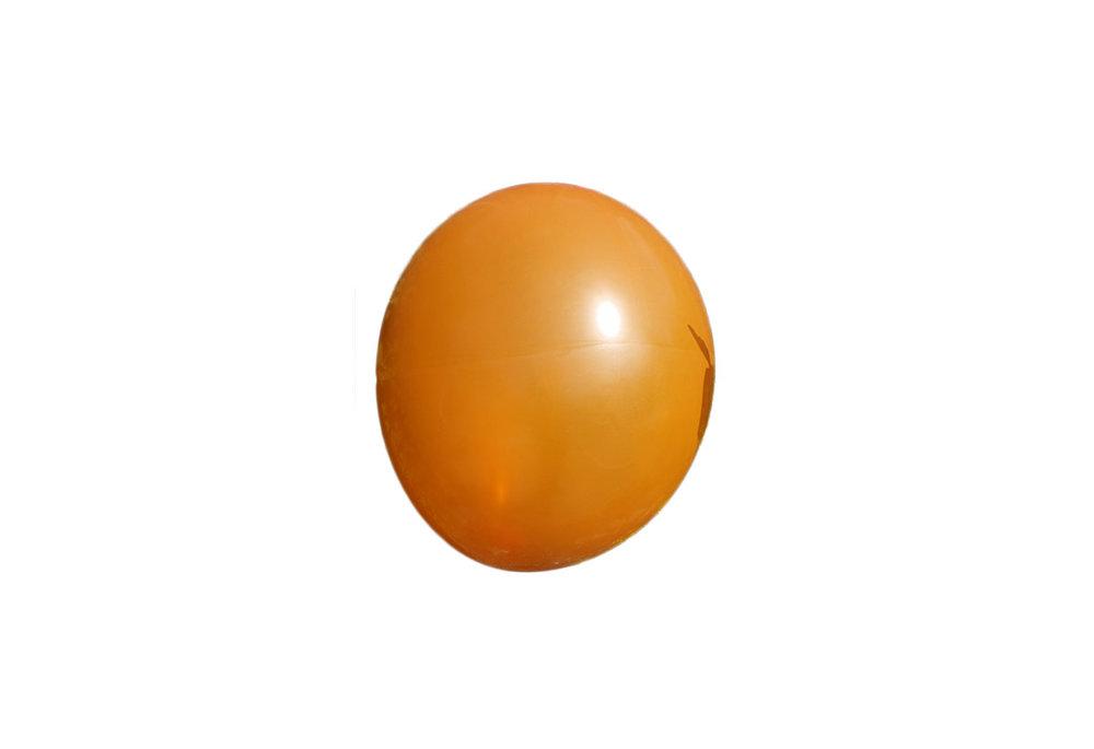 Mega grote oranje ballonnen 90 cm