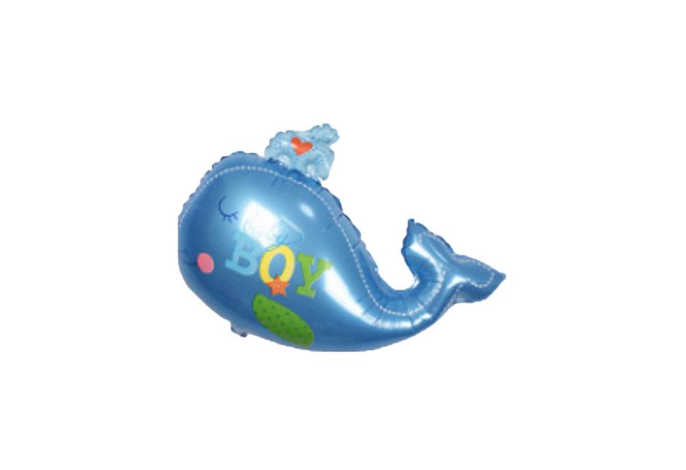 Folie ballon geboorte boy 88*72 cm