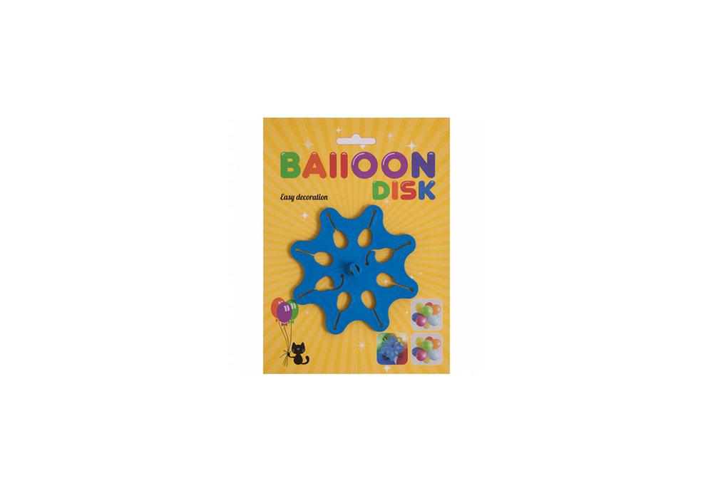 Een ballon disk voor ballonnen