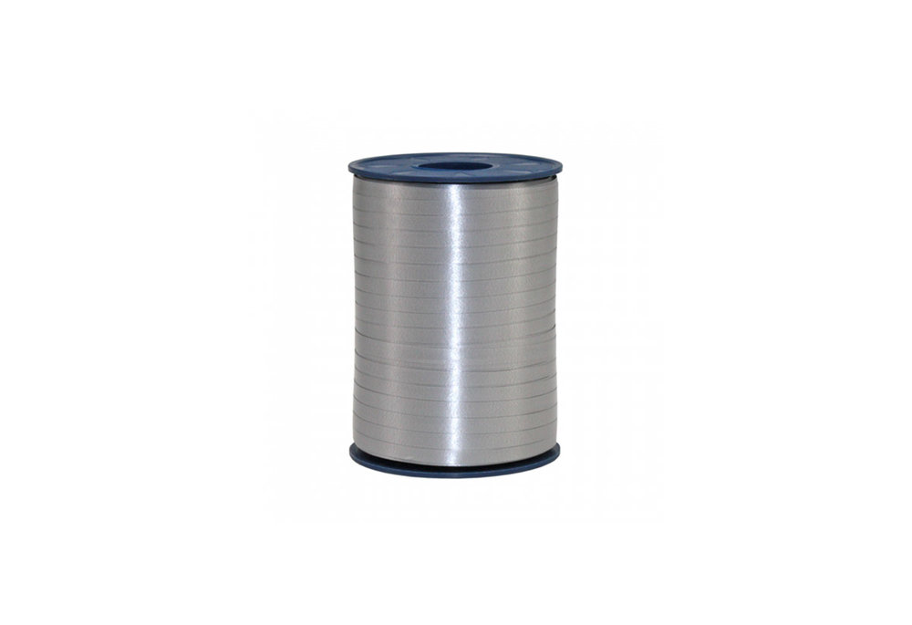 Ribbon spool 500 m x 5 mm grey