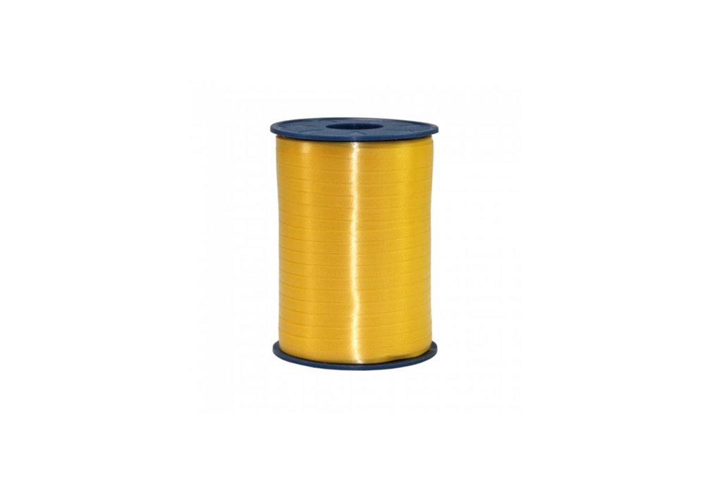Ribbon spool 500 m x 5 mm yellow