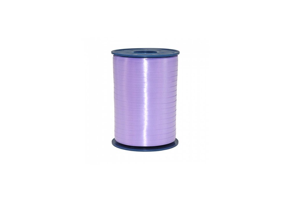 Ribbon spool 500 m x 5 mm lilac