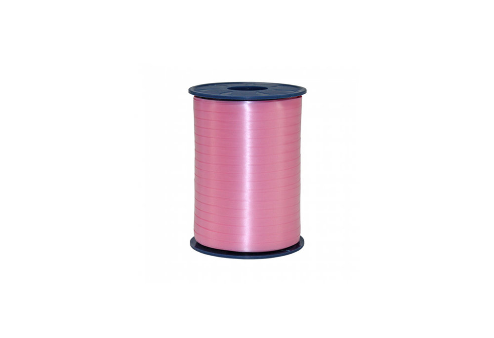 Ribbon spool 500 m x 5 mm pink