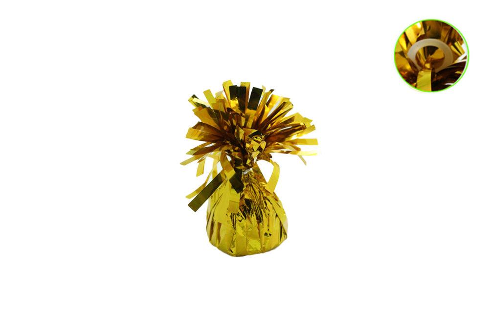 5 stuks - Ballonnengewichten voor op tafel gold