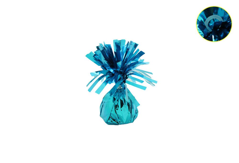 5 stuks - Ballonnengewichten voor op tafel light blue