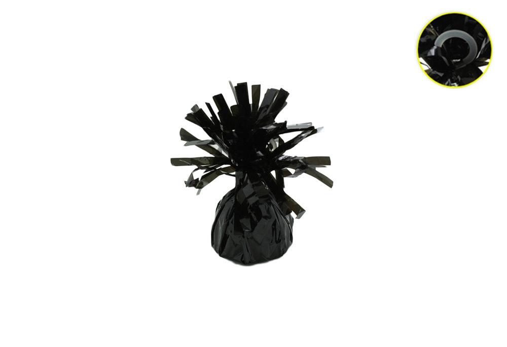 Ballon gewicht voor op tafel zwart
