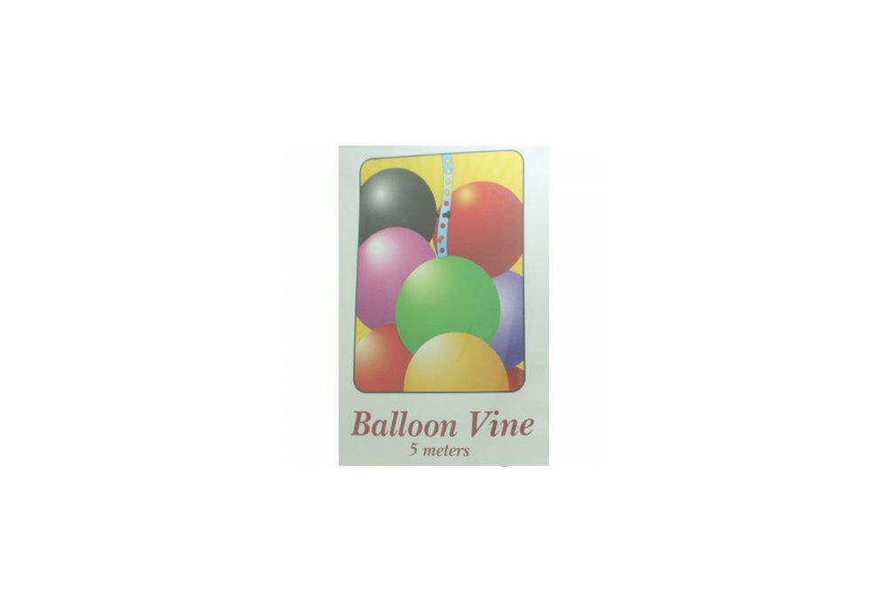 Ballonnen slingerband 5 meter