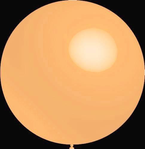 Mega grote skin ballonnen 90 cm