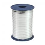 Ribbon 250m x 5mm Metallic - silver