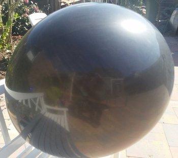 Mega grote zwarte ballonnen 90 cm