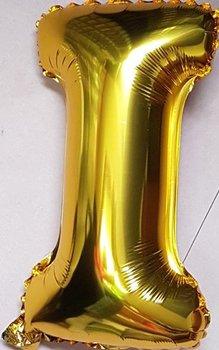 ballon - 100 cm - goud - letter - I
