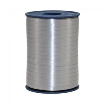 Ribbon spool 500 m x 5 mm grey