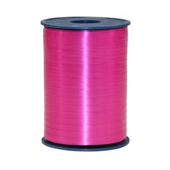Ribbon spool 500 m x 5 mm hot pink