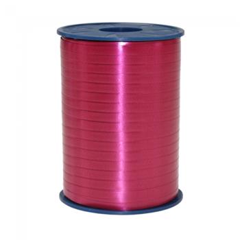 Ribbon spool 500 m x 5 mm burgundy
