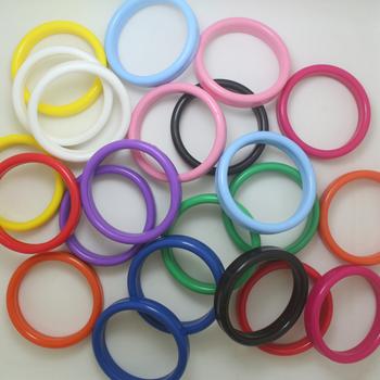 Ballon gewicht in de vorm van een ring, verschillende kleuren per 100 stuks