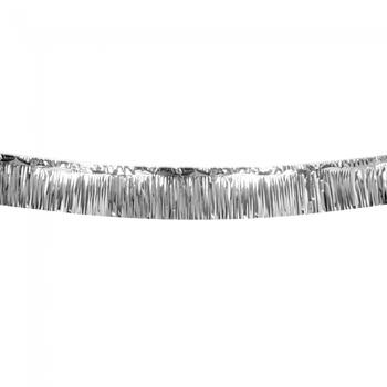 Plastiek slinger 10 meter kleur wit 448 / zilver 447 / goud 446.