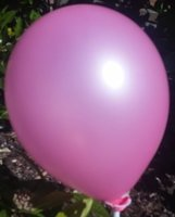 10 stuks Licht roze parelmoer metallic ballon 30 cm hoge kwaliteit
