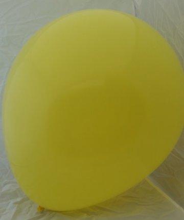 Grote gele ballonnen 65 cm