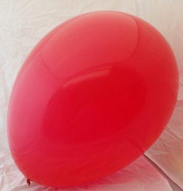 Grote rode ballonnen 65 cm