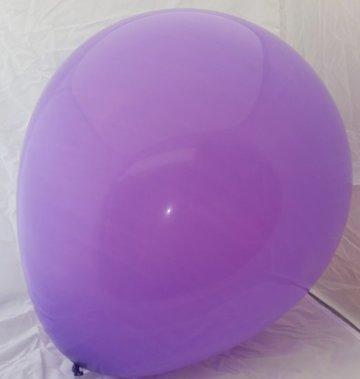Grote paarse ballonnen 65 cm