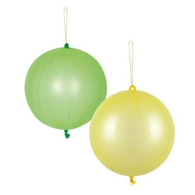 Punch ballonnen 2 stuks