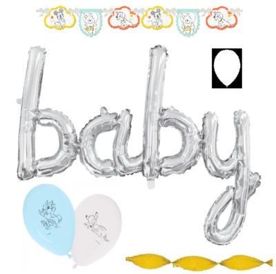 Ballonnenpakket Babyshower
