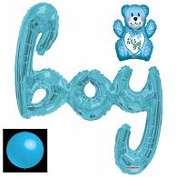Ballonnenpakket Geboorte jongen