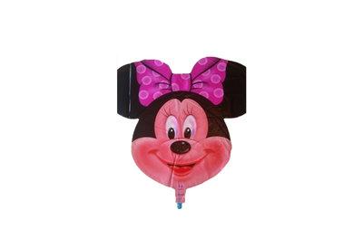 Grote ballon minnie mouse 62 cm