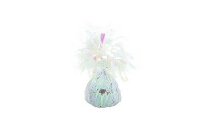 5 stuks - Ballonnengewichten voor op tafel iridescent