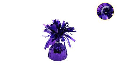 5 stuks - Ballonnengewichten voor op tafel purple