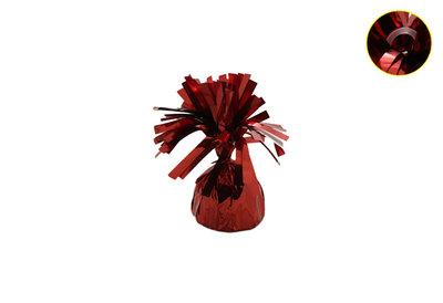 5 stuks - Ballonnengewichten voor op tafel rood