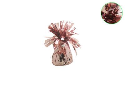 5 stuks - Ballonnengewichten voor op tafel rose gold